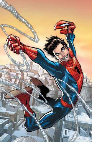 File:Amazing Spider Man Vol 3 1 Textless.jpg
