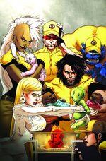 Astonishing X-Men Xenogenesis Vol 1 2 Textless