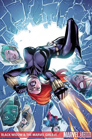 File:Black Widow and the Marvel Girls Vol 1 1 Textless.jpg