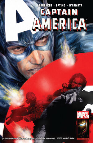 Captain America Vol 5 37