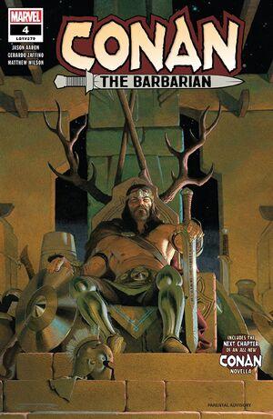Conan the Barbarian Vol 3 4