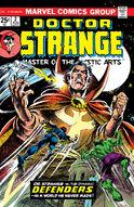 Doctor Strange Vol 2 2