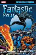 Fantastic Four Epic Collection Vol 1 4