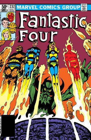 Fantastic Four Vol 1 232