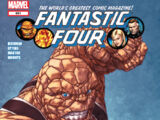 Fantastic Four Vol 1 601