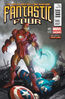 Fantastic Four Vol 4 6 Many Armors of Iron Man Variant