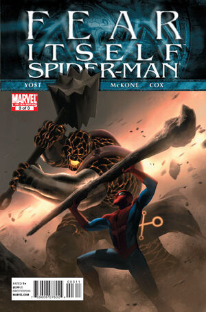 Fear Itself Spider-Man Vol 1 3