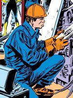Fletcher from Avengers Vol 1 258 0001