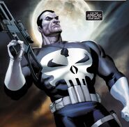 Frank Castle (Earth-616) from Punisher War Journal Vol 1 2 0001