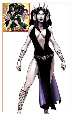 Hecate (Earth-616) from Avengers Roll Call Vol 1 1 0001