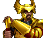 Heimdall (Earth-TRN562) from Marvel Avengers Academy 005