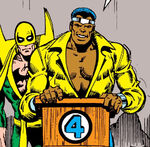 Heroes for Hire (Earth-77640) from Fantastic Four Roast Vol 1 1 0001