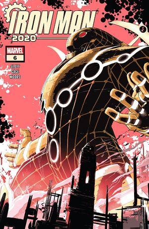 Iron Man 2020 Vol 2 6