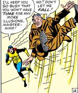 Jason Wyngarde (Earth-616) from X-Men Vol 1 5 005
