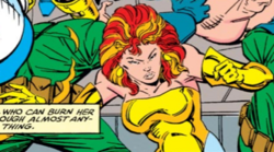 Juliana Worthing (Earth-616) from New Mutants Vol 1 87