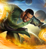 Karl Mordo (Earth-TRN517) from Marvel Contest of Champions 002