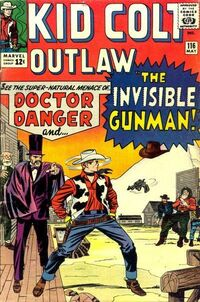 Kid Colt Outlaw Vol 1 116