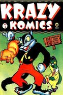 Krazy Komics Vol 1 1