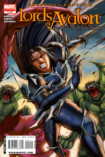 Lords of Avalon Knight of Darkness Vol 1 2