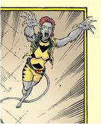 Lucia Callasantos (Earth-616) from New X-Men Vol 1 133 001