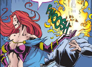 Madelyne Pryor (Earth-1298) from Mutant X Vol 1 9 0001