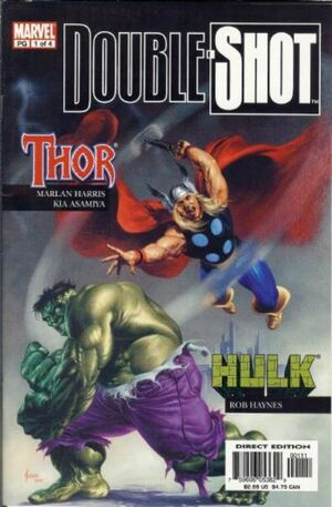 Marvel Double Shot Vol 1 1