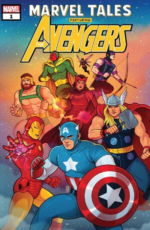 Marvel Tales Avengers Vol 1 1