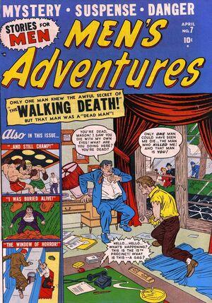Men's Adventures Vol 1 7