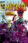 New Mutants Vol 1 84