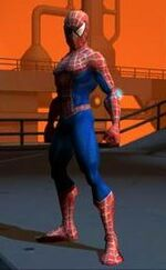 Peter Parker (Earth-71002) from Spider-Man Friend or Foe 0001