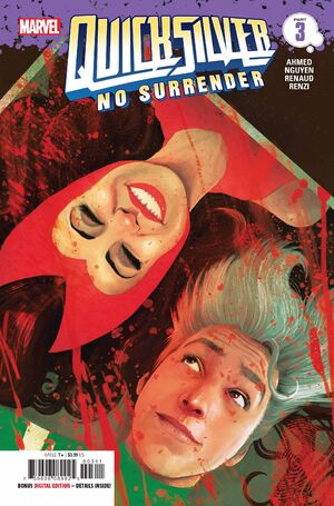 Quicksilver No Surrender Vol 1 3