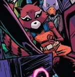 Rocket Raccoon (Earth-18119) from Amazing Spider-Man Renew Your Vows Vol 2 15