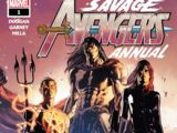 Savage Avengers Annual Vol 1 1
