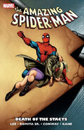 Spider-Man Death of the Stacys Vol 1 1