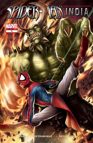 Spider-Man India Vol 1 4