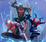 Spider-Men (Earth-TRN461) from Spider-Man Unlimited (video game) 112