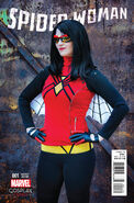 Spider-Woman Vol 6 1 Cosplay Variant