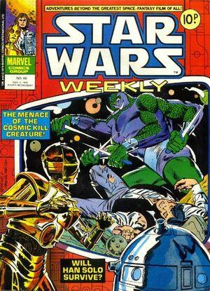 Star Wars Weekly (UK) Vol 1 40