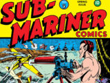 Sub-Mariner Comics Vol 1 5