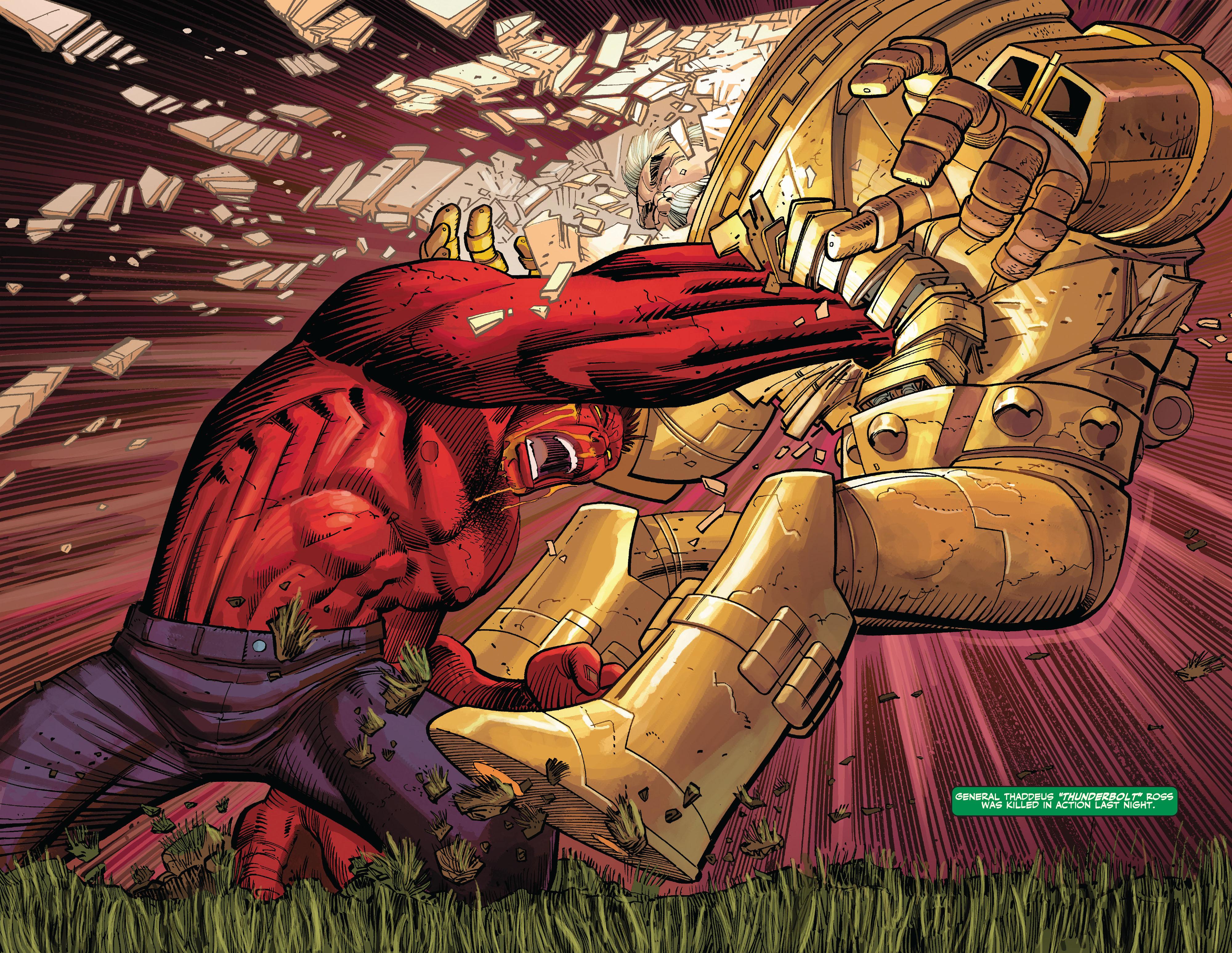 Thaddeus Ross (Earth-616) | Marvel Database | FANDOM powered