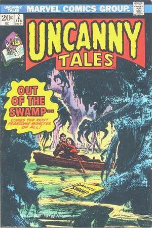 Uncanny Tales Vol 2 2