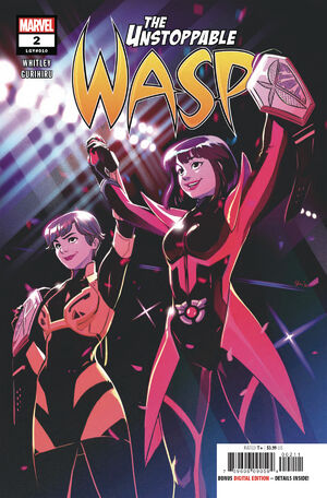 Unstoppable Wasp Vol 2 2