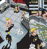 Weapon X Facility from Mutant X Vol 1 3 0001