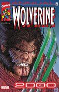 Wolverine Annual Vol 1 2000