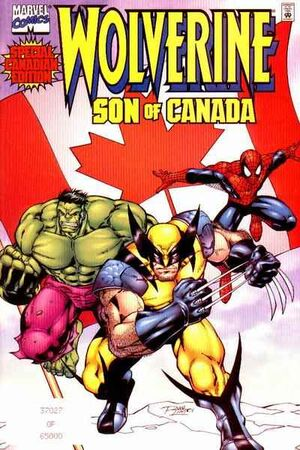 Wolverine Son of Canada Vol 1 1