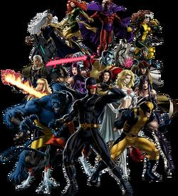 X-Men (Earth-12131) from Marvel Avengers Alliance 001