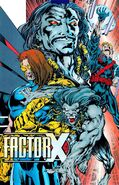 X-Men Chronicles Vol 1 1 Pinup 4