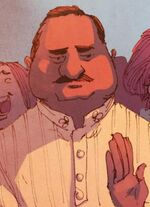 Yusuf Khan (Earth-616) from All-New Marvel NOW! Point One Vol 1 1.NOW 001