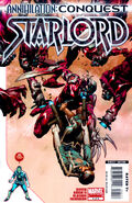 Annihilation Conquest - Starlord Vol 1 4