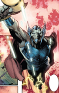 Beta Ray Bill (Earth-616) from Unworthy Thor Vol 1 2 001